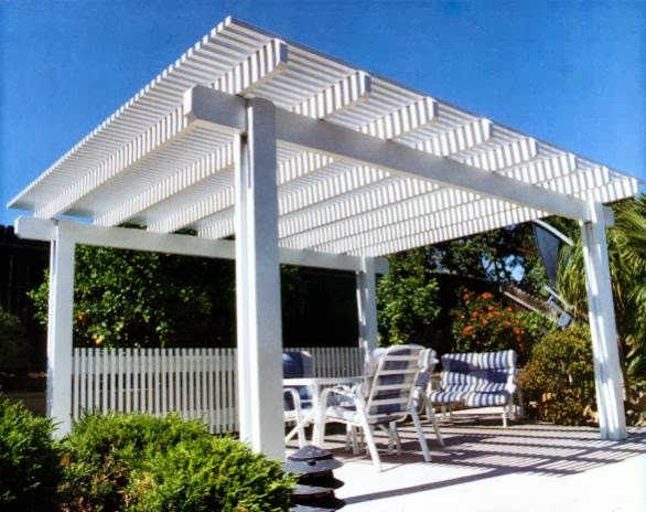 Free Standing Covered Patio Designs: Free Standing Patio Cover Designs: DIY Steps