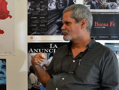 El intelectual cubano, Enrique Ubieta, concedió una entrevista a Cubadebate
