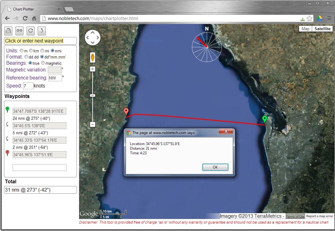 Tech: Chart plotting with Google Maps on google map compass, google map server, google map camera, google map plotted, google map pointer, google map ups, google map gps, google map chart, google map screen,