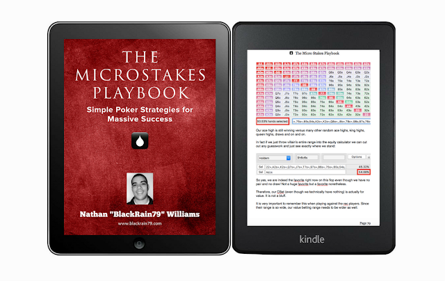 The Micro Stakes Playbook is now available for Kindle and iPad