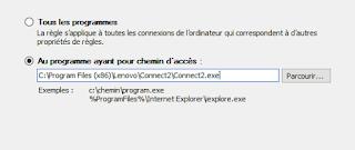 طريقة منع البرامج من اتستهلاك صبيب الأنترنت Windows 10