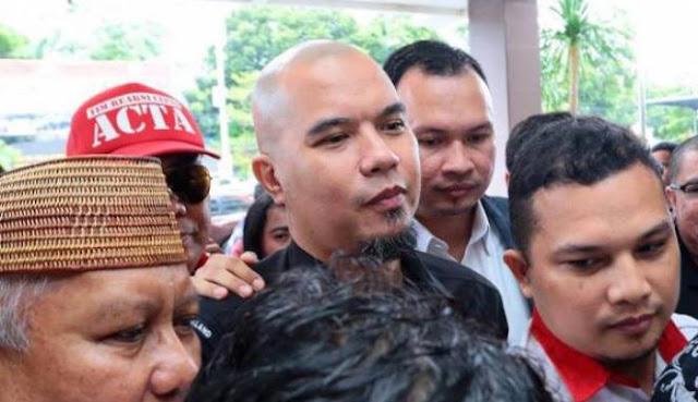 Tak Ditahan Polisi, Ahmad Dhani Mau Ikut Reuni 212