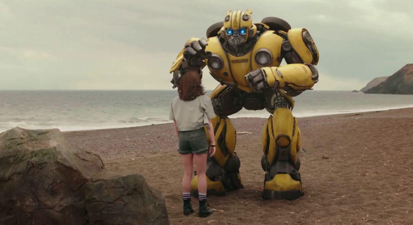 Bumblebee (2018) - Screenshot