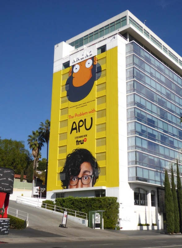 Problem with Apu TruTV billboard
