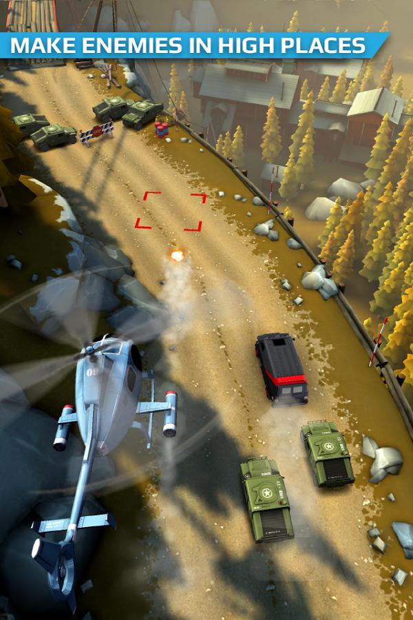 Smash Bandits Racing MOD APK terbaru