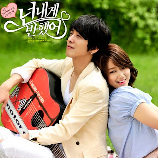 Chord : Jung Yong Hwa - Because I Miss You (OST. Heartstrings)