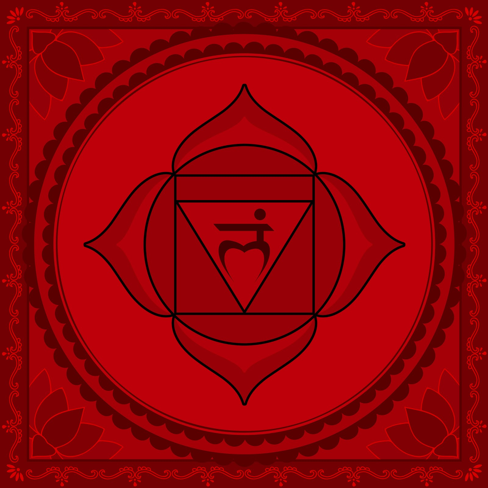 Getting to the Root: Root Chakra Healing Tattoo