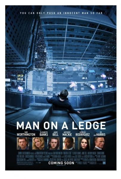 Man on a ledge (Al borde del abismo) (2012) [DVDRip] [español latino]