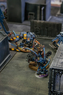 space wolf lord takes on a lictor