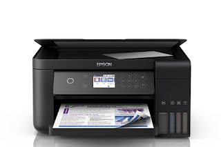 Download Epson Ecotank L6161 drivers