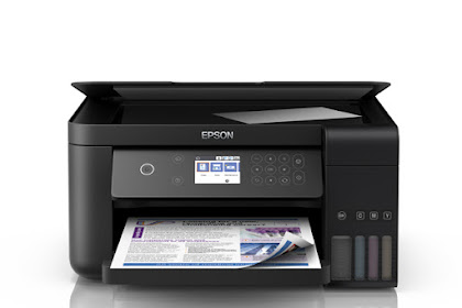 Epson Ecotank L6161 Driver Download Windows, Mac, Linux