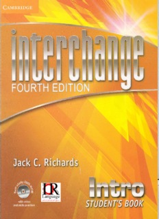 تحميل كتاب interchange pdf