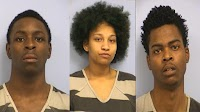 Airman fatally shot; three Negroes arrested