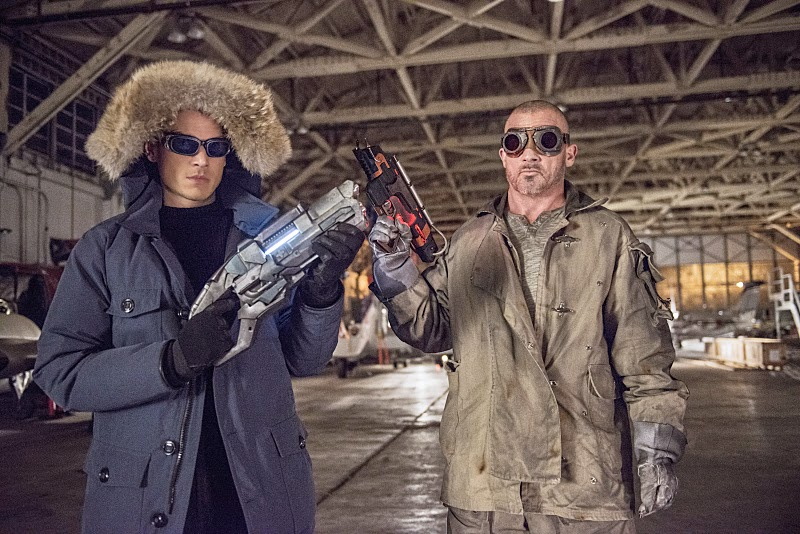 heat wave captain cold