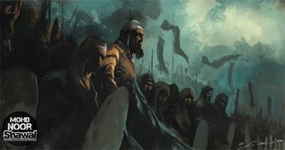 [Al Kisah] Salahuddin Al - Alyubi (Episod 10 - Salahuddin Yang Penyayang)