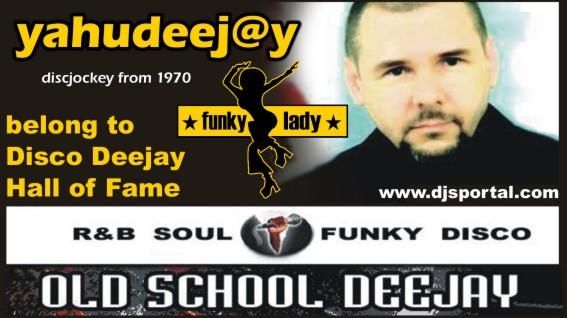 Jan Yahu Pawul yahudeej y DJ pioneer StarsManager Disco DJ
