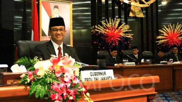 31 Capaian Gubernur Anies Selama Setahun Memimpin Jakarta