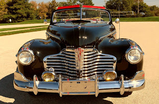 1941 Buick Super 51C Convertible Front