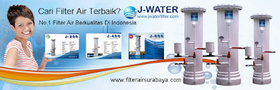 filter air sumur bor surabaya