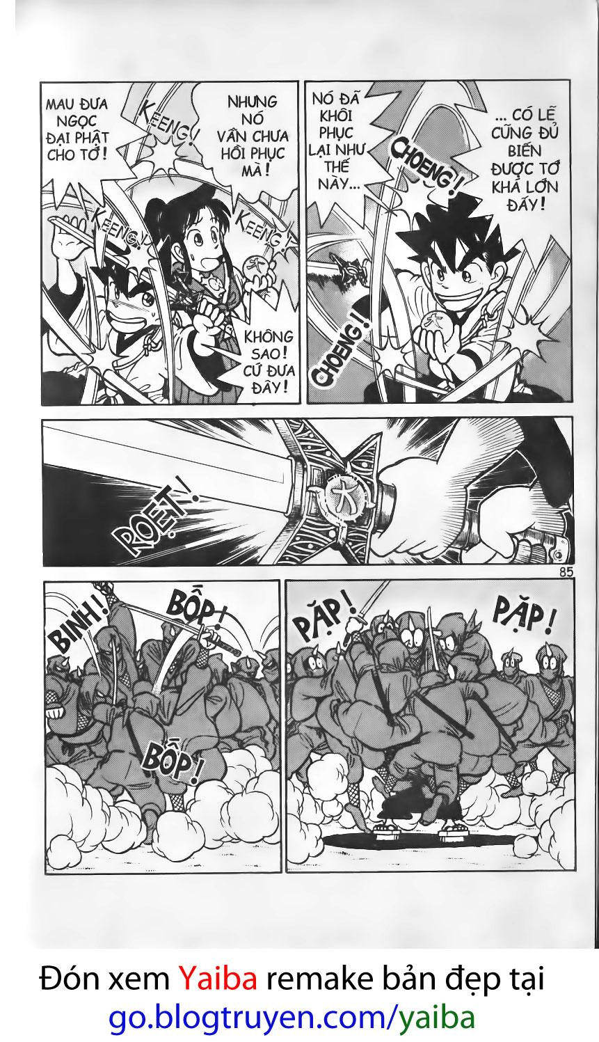 Yaiba chap 94 trang 12