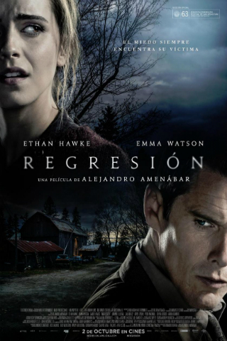 Regression [2016] [DVDR] [NTSC] [Latino] [V2]