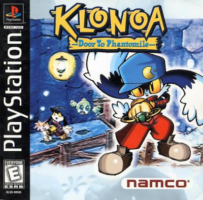 Klonoa: Door to Phantomile - PSX - Portada