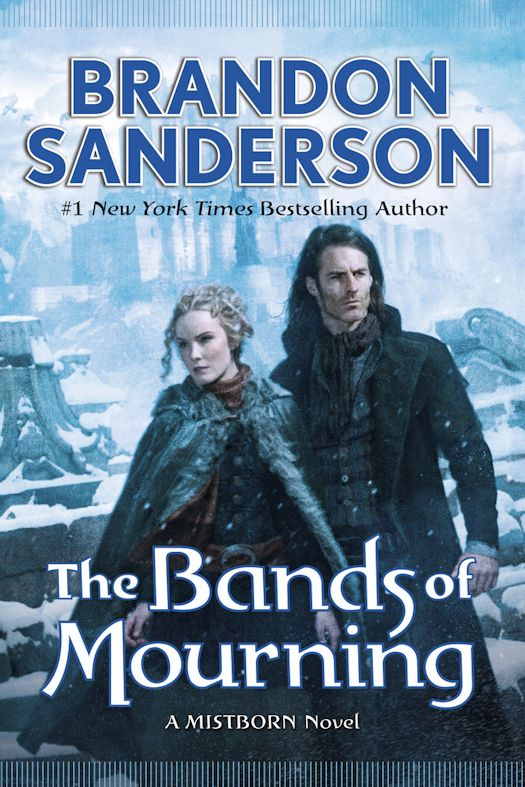 Review: The Bands of Mourning by Brandon Sanderson