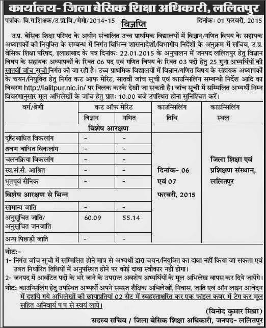 lalitpur jrt merit list
