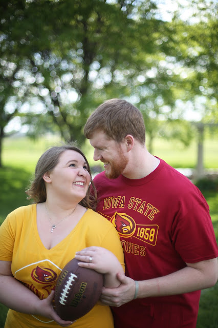sioux city engagment photography