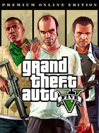 โหลดเกมส์ GTA V ออนไลน์