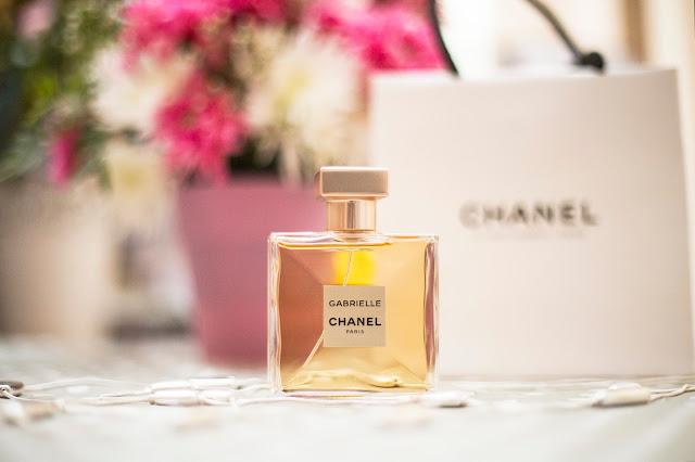 Spring perfume favourites Chanel Gabrielle Rue Cambon Paris