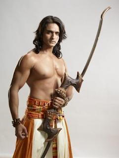Foto Ashish Sharma sebagai Ram
