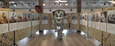 Viareggio museo carnevale