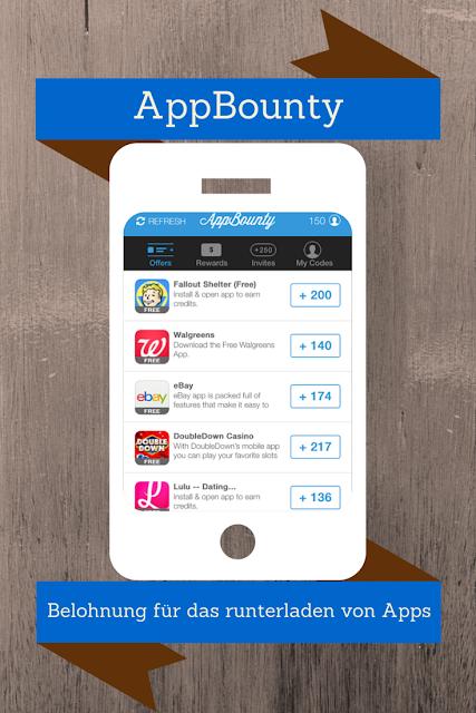 Bekomme Gift Cards freu kostenlose App's