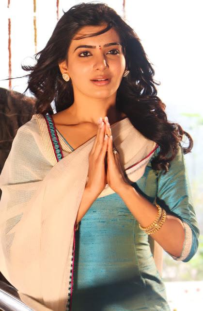 Samantha Latest Hot Photos In Autonagar Surya Movie
