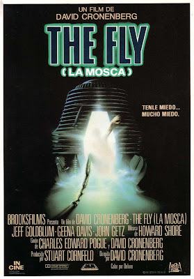 Póster de The Fly