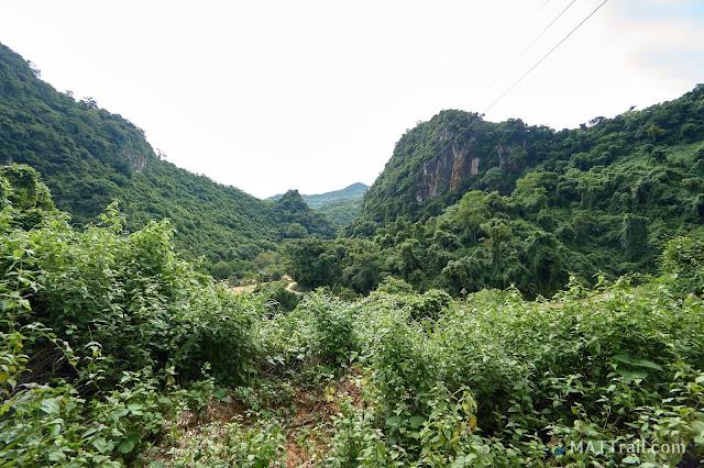 Laos wiecznie zielony