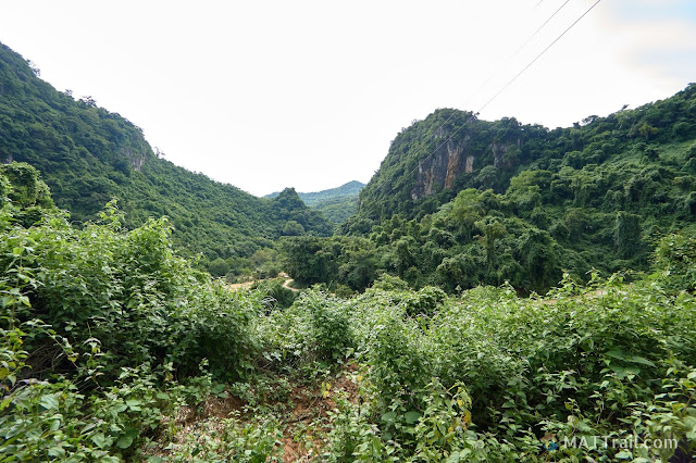 Laos forever green