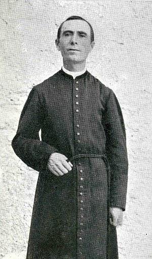 El padre Juan María de la Cruz