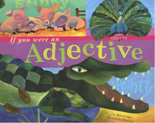 If you were an Adjective -book