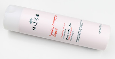Nuxe Lotion Tonique Douce Gentle Toning Lotion review