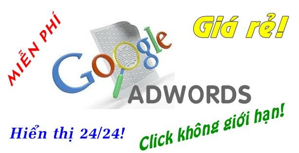 chiến dịch quảng cáo Google Adwords không hiệu quả