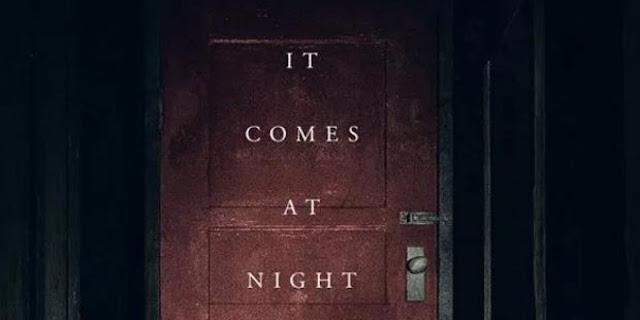 posterul filmului vine noaptea