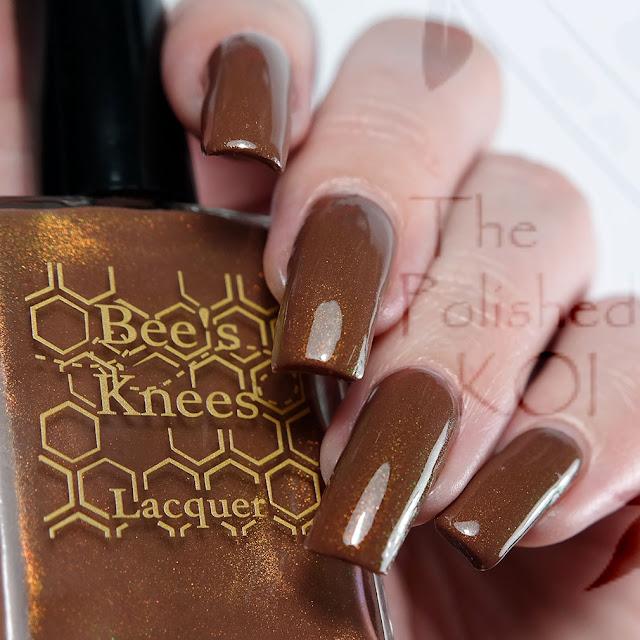 Bee's Knees Lacquer - Songbird Cinnamon