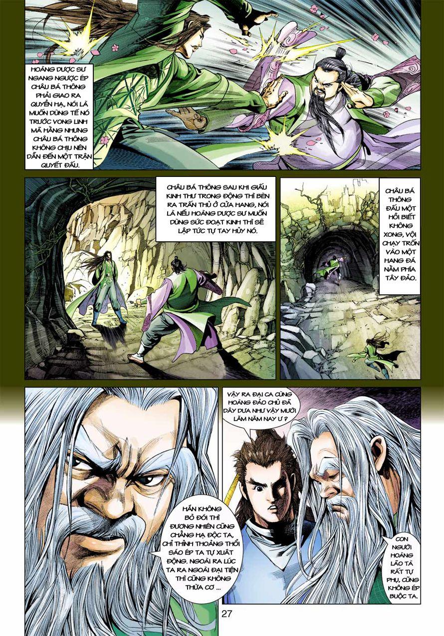 Anh Hùng Xạ Điêu anh hùng xạ đêu chap 41 trang 26