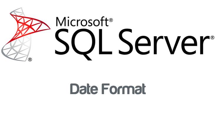 Select date menggunakan format  YYYY/MM/DD pada SQL Server