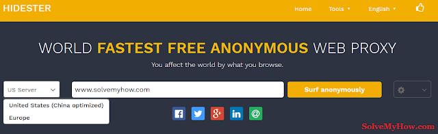 free-proxy-sites