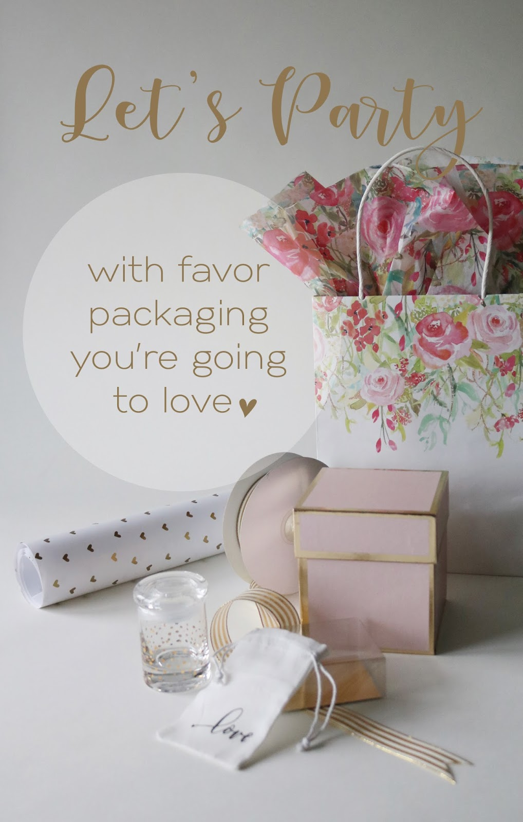 the creative bag blog: Party (and Wedding) Favor Packaging