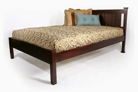 Zanetti Espresso Platform Bed