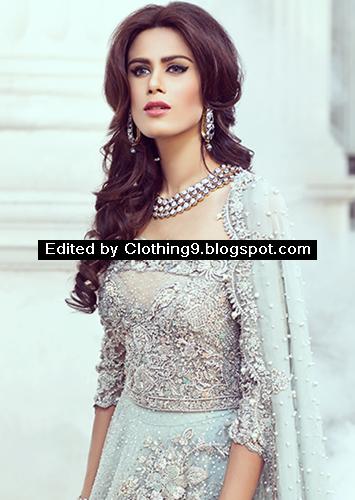 Ostentatious Bridal Clothes 2016-2017